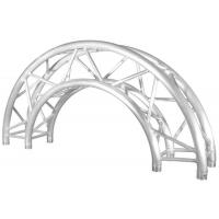 Quality Customized Size Portable Lighting Truss / Arch Truss System CE SGS RoHS Approval for sale