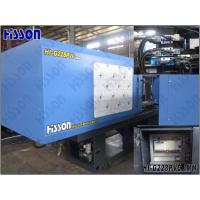 Best 228Tons PVC Horizontal Auto Plastic Injection Molding Machine With Low Noise wholesale