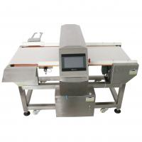 China Touch Screen Non Ferrous Metal Detector , HACCP Plan CCP Metal Detector Equipment on sale