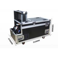 Quality Low Lying Double Pipes Stage Fog Machine 3000 Watt Ip33 2CHs Channels for sale