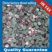China china factory hotfix low lead rhinestone,rhinestone low lead wholesale,low lead rhinestone for garment on sale