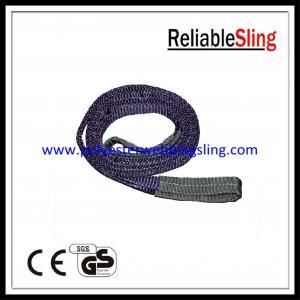 1Ton Polyester Flat Webbing Sling for Lifting , Eye and Eye Sling