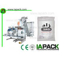 Granule Open Mouth Automatic Sand Bagging Machine Bag Filling Scales