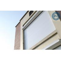 Quality White Motorized Window Rolling Shutter For Window Decorating for sale