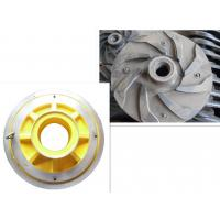 Quality High Chrome Casting Sand Slurry Pump Impeller Centrifugal For Industrial for sale
