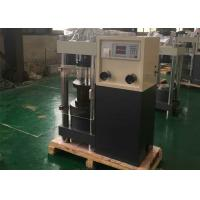 Quality 200 Ton Civil Engineering Testing Equipment Concrete Compressive Force Testing Machine for sale