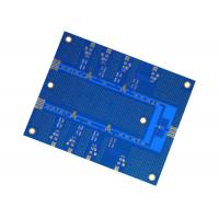 Quality 6 L RF Rogers 3.38 ER 0.508 MM RF PCB For Microwave Sorbers , Imerssion Gold for sale
