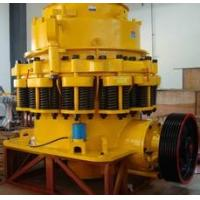 Quality High Performance Spring Cone Crusher , Cone Crusher Machine For Hard Ore / Rock for sale