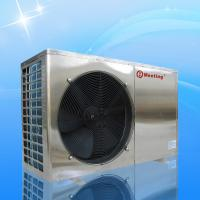 Quality 3HP Energy Efficient Heat Pumps Stainless Steel Shell Super Power Saving for sale