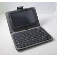 Quality Samsung Galaxy Tab Case with Bluetooth Keyboard and Stand for sale