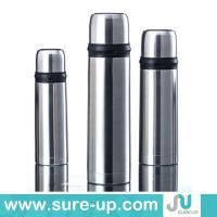 Quality double wall thermos travel flask,promotional water flask for sale