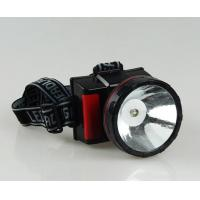Quality Powerful Mini Plastic ABS rechargeable LED headlamp for sale