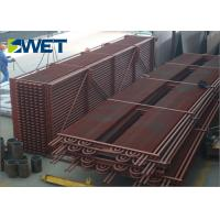 Quality Spiral Aluminum Boiler Heat Exchanger, Boiler Repair Parts With H Boiler Fin Tube for sale