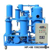 Quality High Vacuum Hydraulic oil filtration Equipment for Dehydrate and degas for sale