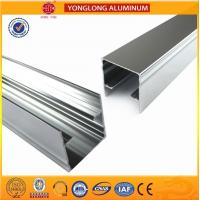 Quality Anti - Oxidant Polished Industrial Aluminium Profile For Transportation High Purity for sale
