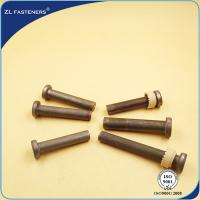 Quality SO 13918 Shear Connector Studs , Welded Shear Studs Plain Finish SWRCH15A Material for sale