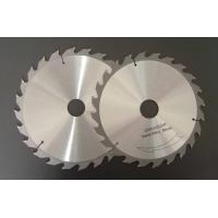 China Machined , Ground Surface Tungsten Carbide Tipped / Saw Blade YG6 YG8 on sale