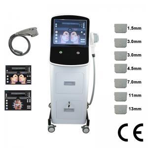 Quality Ultrasound Beauty Machine Hifu Skin Tightening Whitening Face Lift for sale