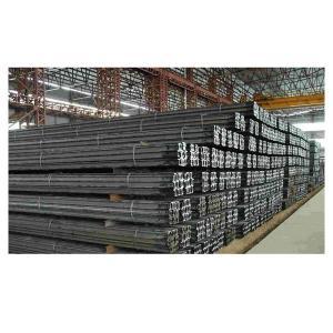 Quality Standard Heavy Railway Steel Rail for sale