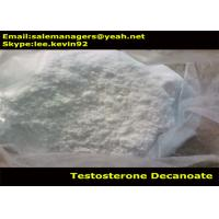 Buy Cas 5721-91-5 Raw Testosterone Powder / Testosterone Decanoate Powder For Weight Lose at wholesale prices