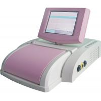 Quality Pink Wireless Remote 5.7 inch Fetal Portable Patient Monitor with FM FHR TOCO Function for sale