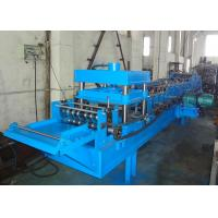 Quality Solid Bottom Cable Tray Roll Forming Machine, Economical Design Cable Tray Production Line for sale