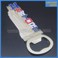 Buy 3D casting nickle metal New York Empire State Building souvenir bottle openers at wholesale prices