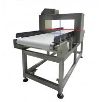 Intelligent Metal Detector Machine Safety For Pouch Packaged / Bulk Food