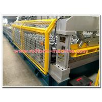 Quality Trapezoidal Profile Widespan Steel Roof Sheeting Making Machine, Metal Rollforming Production Line for sale