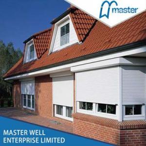 Quality Swing Window Rolling Shutter Profile EU Standard , Remoto Control for sale