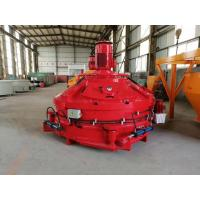China PMC500 Precast Concrete Planetary Mixer Short Mixing Time 18.5kw 500L Output Capacity on sale