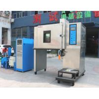 Best Automatic Vibration Comprehensive Test Chamber Video For Auto Parts 380V wholesale