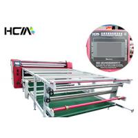Quality Automatic Roller Press Heat Transfer Printing Machine With Emergency Stop Device for sale