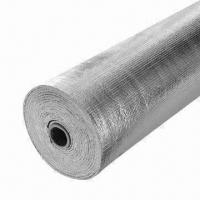 Quality Acoustic Insulation, Made of Aluminium Foil and EPE Foam, Woven Fabric for sale