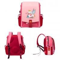Quality NHZ021-9 new design multifunctional PU and polyester fashion school bags for teenager girls for sale