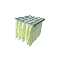 Quality Customized Pocket Air Filter / Bag Air Filter F7-F9 Efficiency For Air Conditioning for sale