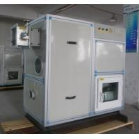 Compact Industrial Desiccant Dehumidifier Equipment with 800m³/h Air Flow
