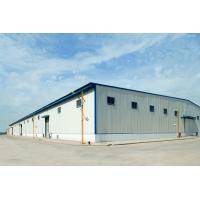 Precision Prefabricated Steel Shed Storage, Hot Dip Galvanized Pre