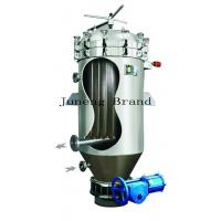 Stainless Steel Vertical Leaf Filter Pressure Filtration System For Water Treatment