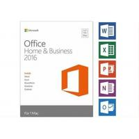 Quality Genuine Key Card Microsoft Office 2016 Pro Plus Retail Box With 3.0 Usb for sale
