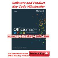 microsoft office for mac with key