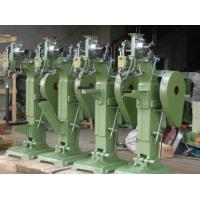 Buy Luggage production Steel Nail Machine, rivet machine for trolley bag production at wholesale prices