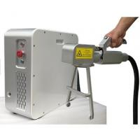 Quality Industrial Laser Rust Removal Machine / Eco Friendly Portable Laser Rust Remover for sale