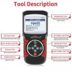 Quality KONNWEI KW820 Launch Diagnostic Evap Leak Detector Smoke Machine STM32F103C8T6 Chip for sale