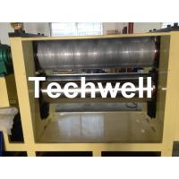 Quality HDF Panel Embossing Machine For Decorative Wall Panel  With 0.4 - 1.0mm Pattern Depth for sale