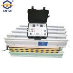Quality Aluminum Alloy / Steel Conveyor Belt Vulcanizing Machine High Strength for sale