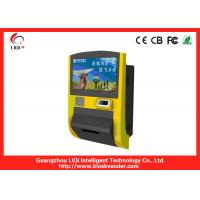 Best IP65 Freestanding Self Service Payment Terminal Information For Museum wholesale