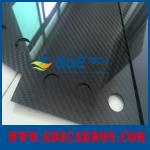 4mm carbon fiber sheet cnc processing