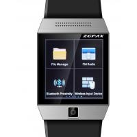 China 2014 hot sale android smart watch phone on sale