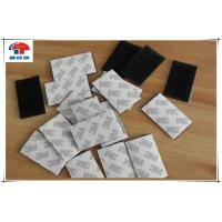 China Nylon Industry Sticky Dots / Hook And Loop Coins Heat Resistant , 3m ahesive on sale